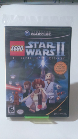 Lego Star Wars Ii - The Original Trilogy- Nintendo Game Cube