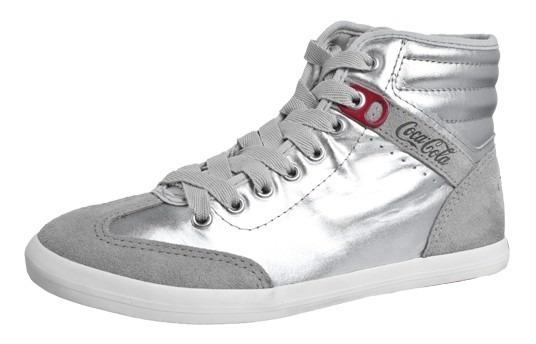 Tênis Montreal Prata Coke Shoes + Frete