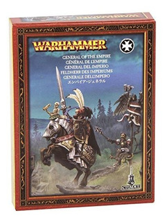 Empire General - Standard Bearer Warhammer Fantasy