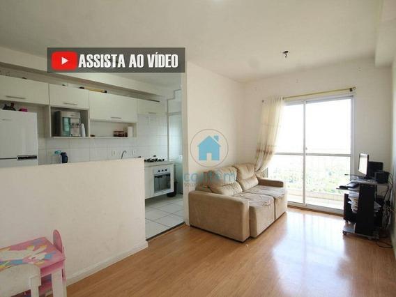 Ap1561- Apartamento À Venda, 57 M² Por R$ 260.000 - Parque Viana - Barueri/sp - Ap1561