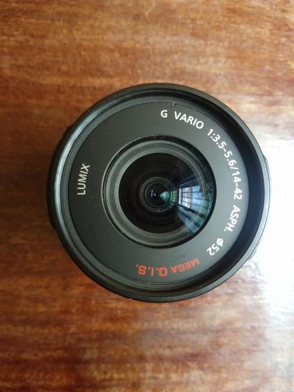 Lente Panasonic 14-42mm