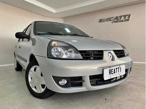 Imagem 1 de 12 de Renault Clio Sedan Authentique 1.6 16v
