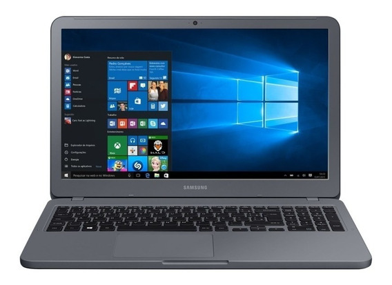 Notebook Samsung, Intel® Core I7, 1tb, 15,6´´ Expert X55