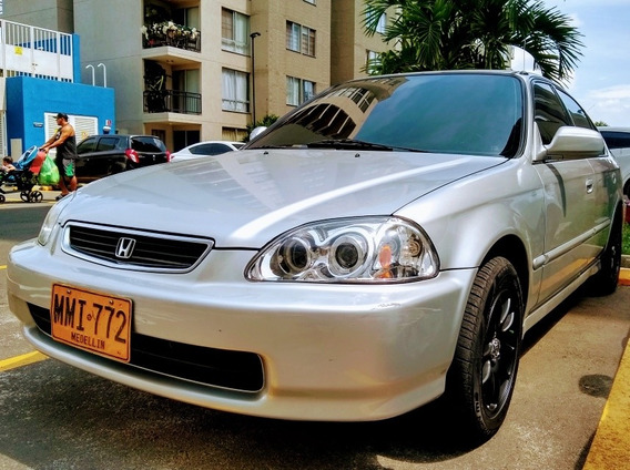 Honda Civic Honda Civic Lx Autom