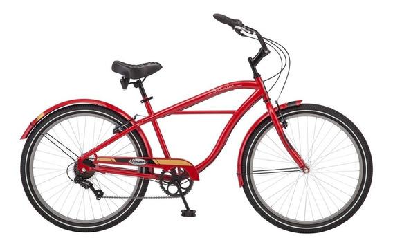 Bicicleta Schwinn Urbana Miramar Rodada 26 - Hombre