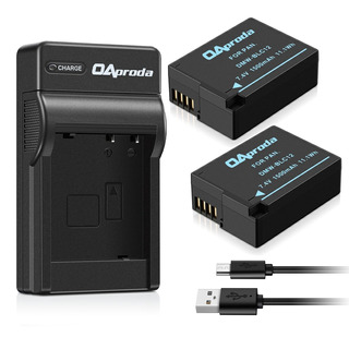 Oaproda Bateria (2 Unidades) Y Cargador