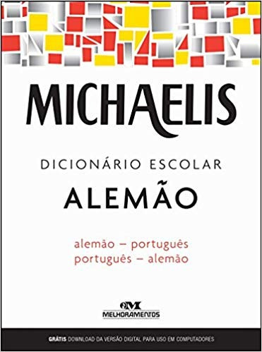 Livro Michaelis Dicionario Escolar Alemao (n.o.)