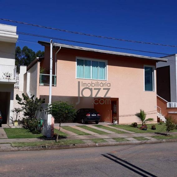 Casa À Venda No Residencial Floresta São Vicente - Bragança Paulista/sp - Ca7293