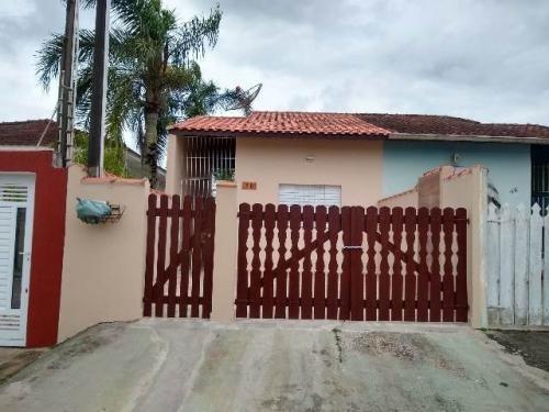 Imagem 1 de 13 de Ótima Casa No Jardim Cibratel Em Itanhaém - 6434 | Sanm