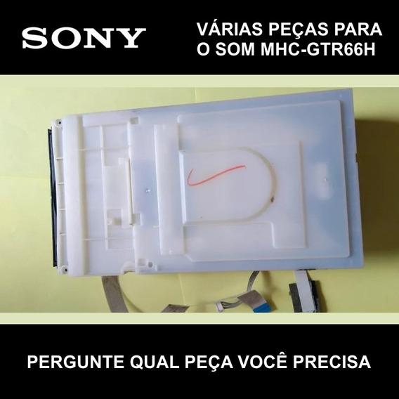 Mecanismo Leitor Cd Óptico Sony Mhc Gtr66h Gtr66 Gtr88 H
