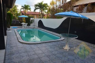 Casa Com 4 Dormitórios À Venda, 420 M² Por R$ 890.000 - Portal Do Sol - João Pessoa/pb - Cod Ca0152 - Ca0152