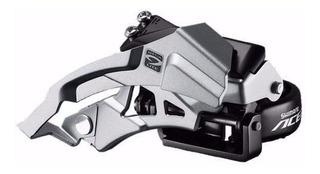 Câmbio Dianteiro Shimano Acera Fd M3000 3x9v Top Swing Dual