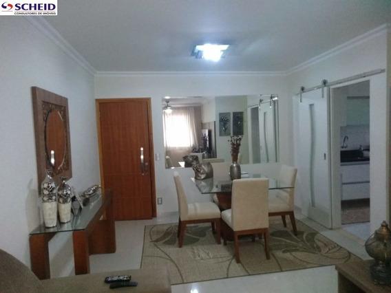 Lindo Apartamento Ao Lado Do Corredor De Onibus Da Av Cupece - Mc7287