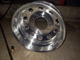 4 Rines Aluminio 19.5
