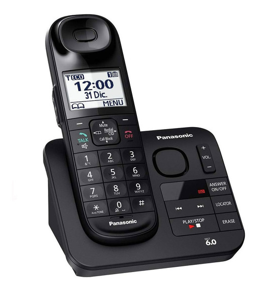 Teléfono Inalámbrico Kxtgl-430 Tecnología Dect Panasonic