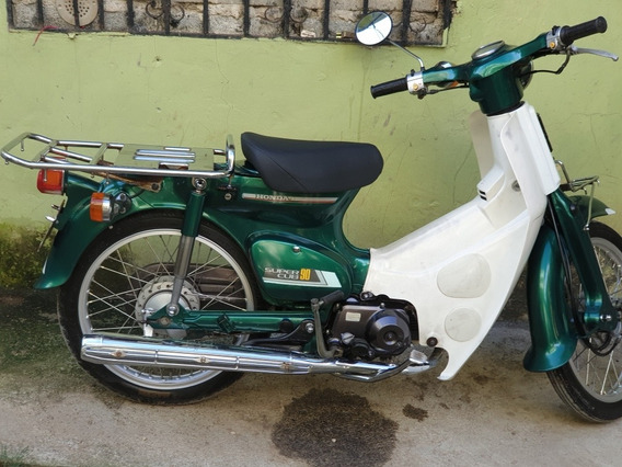 Honda Super Cub 90 Maquina 110