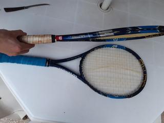 Raqueta Wilson Ultra 97. Usada