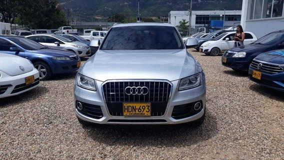 Audi Q5 Luxury Tdi 2014