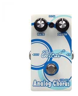 Pedal Efecto Guitarra Electrica Belcat Chr504 Chorus Analogo