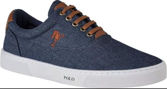 Tenis Masculino Sapatenis Liquidação Sapato Casual Polo Joy