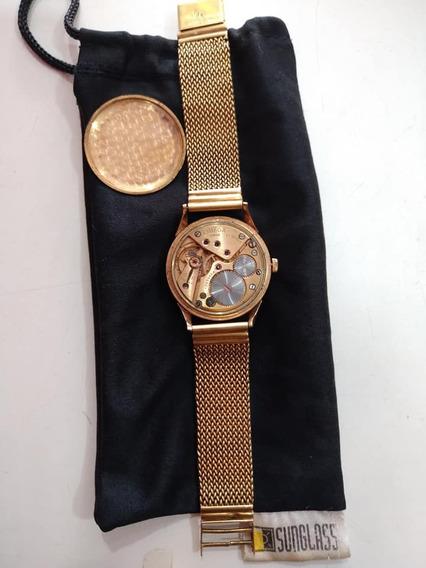 Relogio Ômega 1947 Ouro 18k