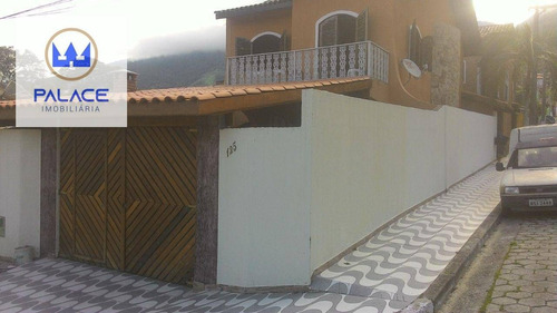 Imagem 1 de 29 de Casa Com 3 Dormitórios À Venda, 160 M² Por R$ 590.000,00 - S F Praia - São Sebastião/sp - Ca0092