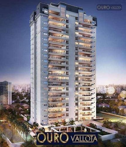 Cobertura Com 3 Dormitórios À Venda, 270 M² Por R$ 3.950.000,00 - Vila Mariana - São Paulo/sp - Co0064