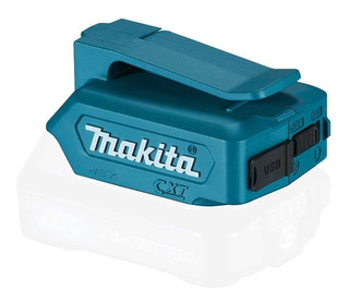 Adp06 Adaptador Compact Para Dispositivos Usb Makita