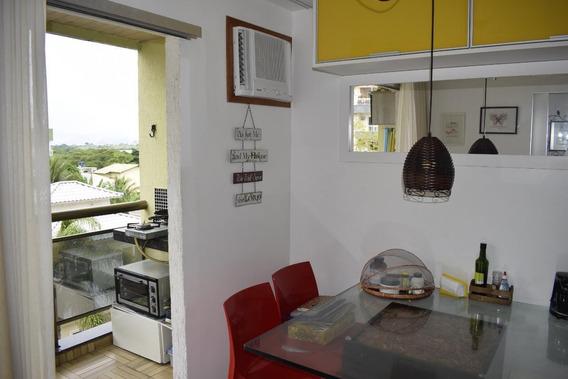Apartamento Em Itaipu, Niterói/rj De 60m² 1 Quartos À Venda Por R$ 320.000,00 - Ap323049