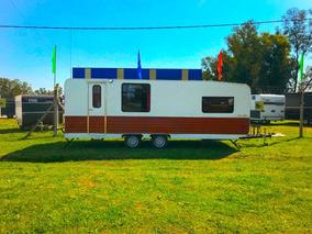 Casa Rodante - Modelo 600 - Lomas Camping - Cañuelas