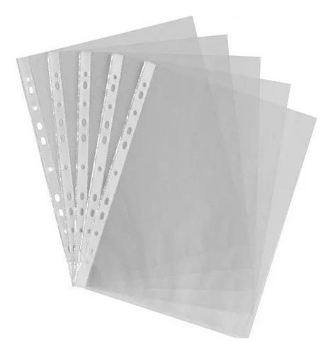 Imagen 1 de 6 de Folios Rafer A4 De 70 Micrones X 200 ¡super Resistentes!