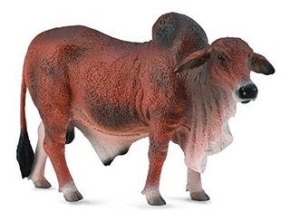 Collecta Rojo Brahman Toro