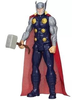 Thor Avengers Muñeco Original Hasbro 30cm Articulado