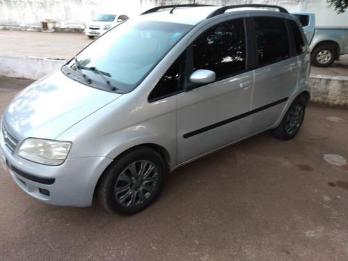 Fiat Idea 2009 1.4 Elx Flex 5p