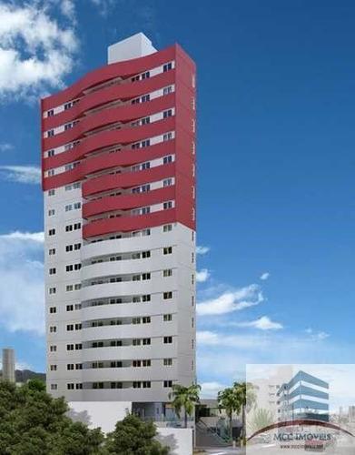 Imagem 1 de 2 de Apartamento A Venda Na Planta Em Lagoa Nova