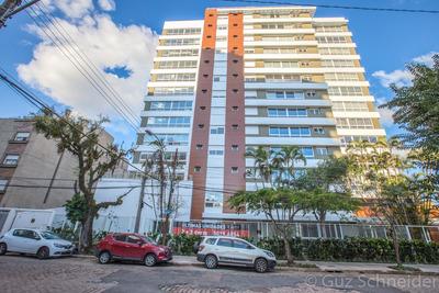 Apartamento Em Menino Deus Com 3 Dormitórios - Rg799