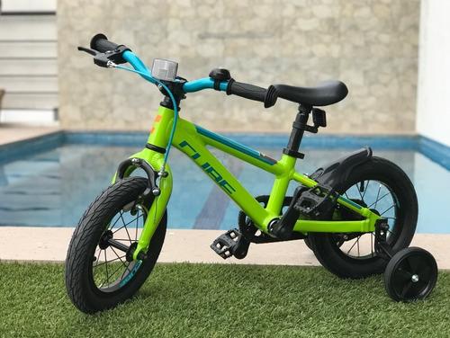 Bicicleta Infantil Cube Rodada 12