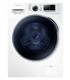 Lavasecadora Samsung Wd10j6410aw/ax 10/6 Kg