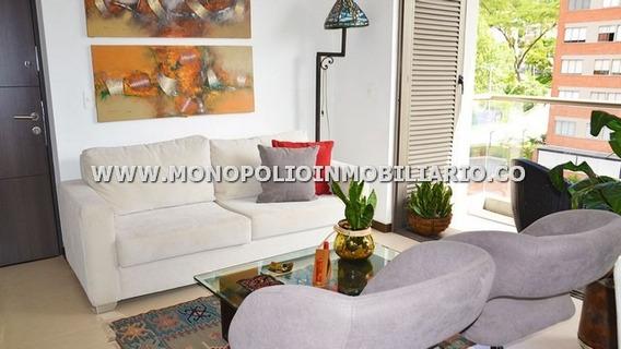 Apartamento Amoblado Renta El Poblado Cod: 16333