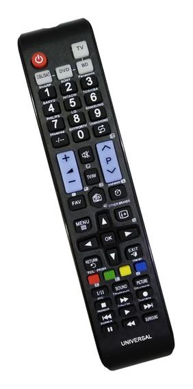 Controle Universal Para Tv Compatível Com Samsung E LG
