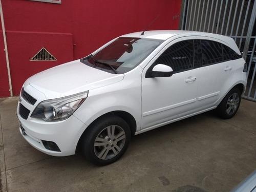 Chevrolet Agile 1.4 Ltz 2013/2013 Branco