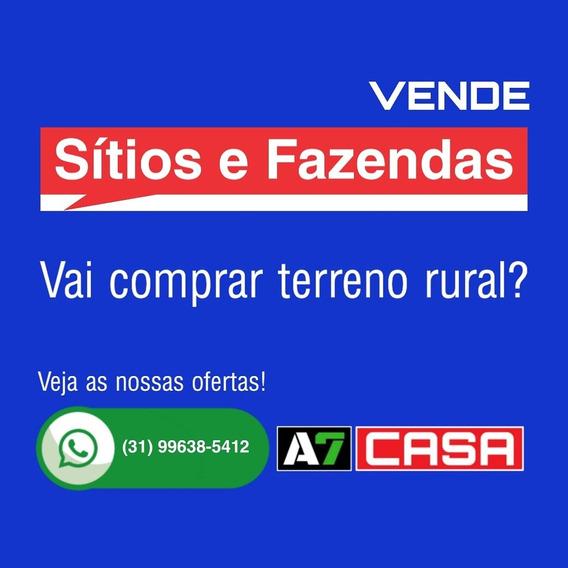 Vende, Sítios, Terrenos Rurais, Região Santana Pirapama, Mg