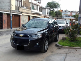 Chevrolet Captiva 2016 -9200 Km