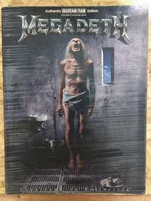 Songbook - Megadeth - Countdown To Extinction