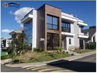Casa À Venda, 436 M² Por R$ 2.890.000,00 - São Braz - Curitiba/pr - Ca0165