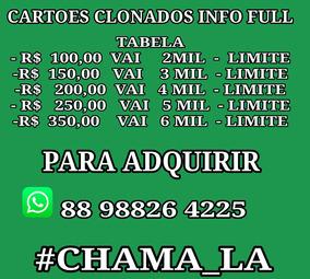 Adesivos De Cartoes Clonados Info Cc Full Dados Info Cc