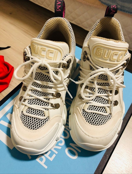 Tênis Gucci Flashtrek Branco