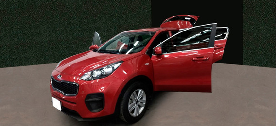 Kia Sportage Lx Ta Rojo 2.0l 4cl 2018