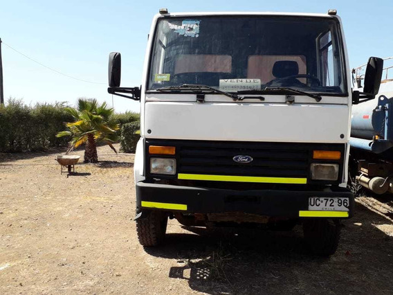Camión Aljibe Ford Cargo 1721