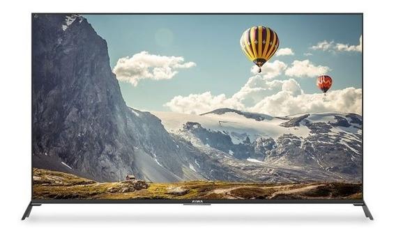 Televisor Aiwa 65 Pulgadas Smart Tv Ultrahd 4k Tienda Física